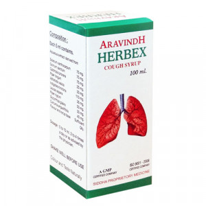 Herbex Cough Syrup 100ml