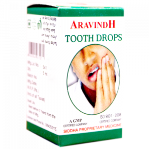 Tooth drops 5 ml